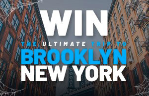 Win the Ultimate Trip to Brooklyn, New York
